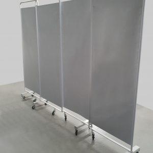 mobile screen divider panels set of 4