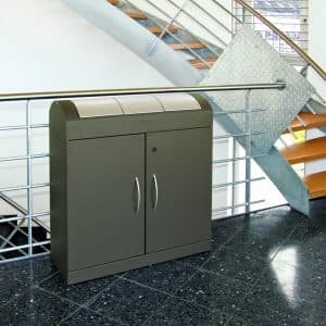 Compact Recycling Bins