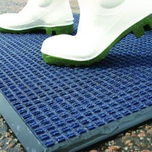 Footwear Cleaning & Matting