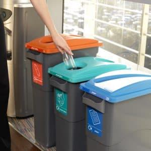 Agile Recycling Bins