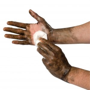 Hand Cleaner Wipes