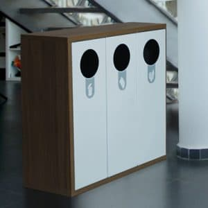 ProRecycle Recycling Bins