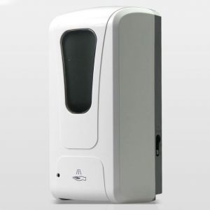 Automatic Touch-free hand sanitiser Gel or Hand Wash Dispenser battery operated