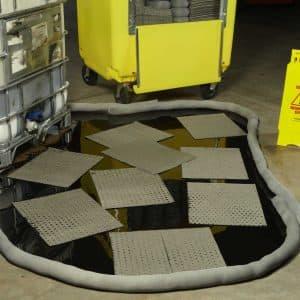 Spill Control & Containment & Hazardous Storage