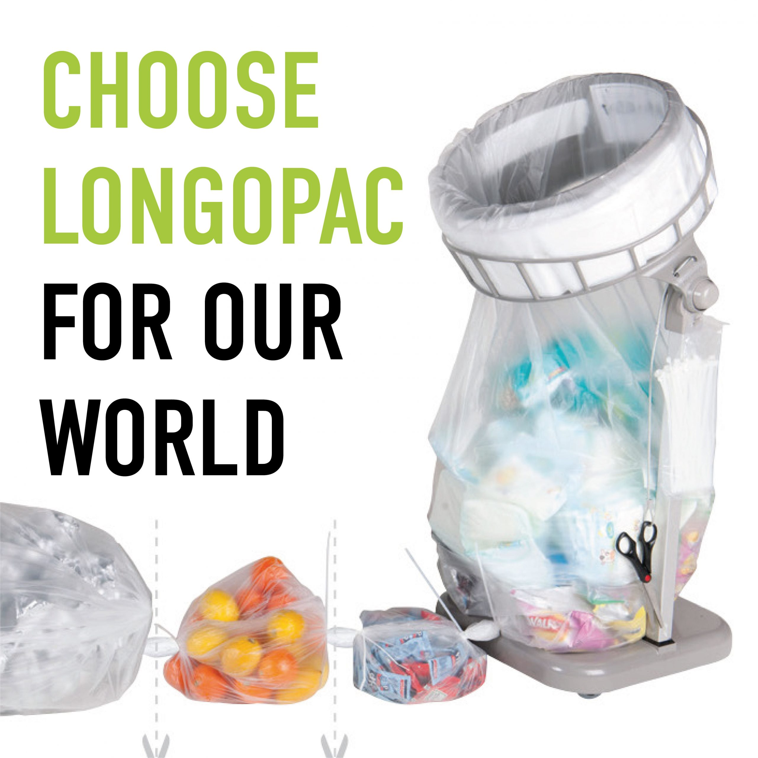 choose longopac liners for our world