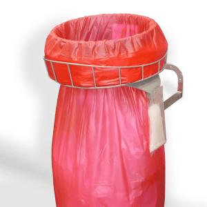 Longopac wall mounted bin great for washrooms