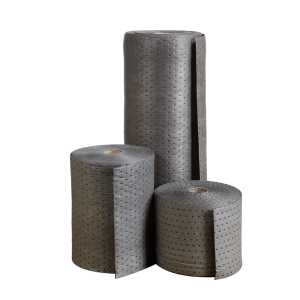 maintenance spill Absorbent pads rolls for spill control and containment