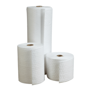 oil Spill absorbent pads rolls for safety