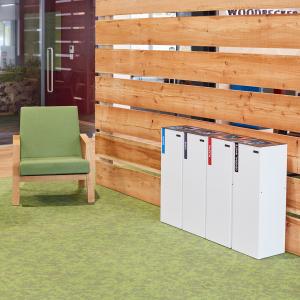 Smart indoor Recycling Bins