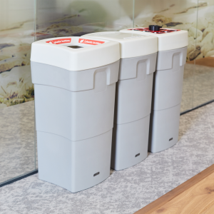 Large recycling bins for business