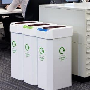Eco Recycling Bins