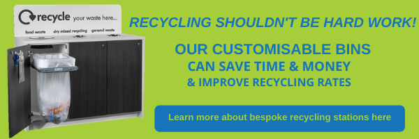 RECYCLING SHOULDN'T BE HARD WORK