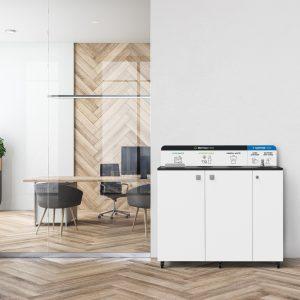 ZERO Recycling & Sanitiser Module