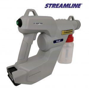 portable sanitiser fogger sprayer disinfector