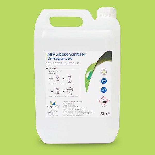 all purpose surface sanitiser