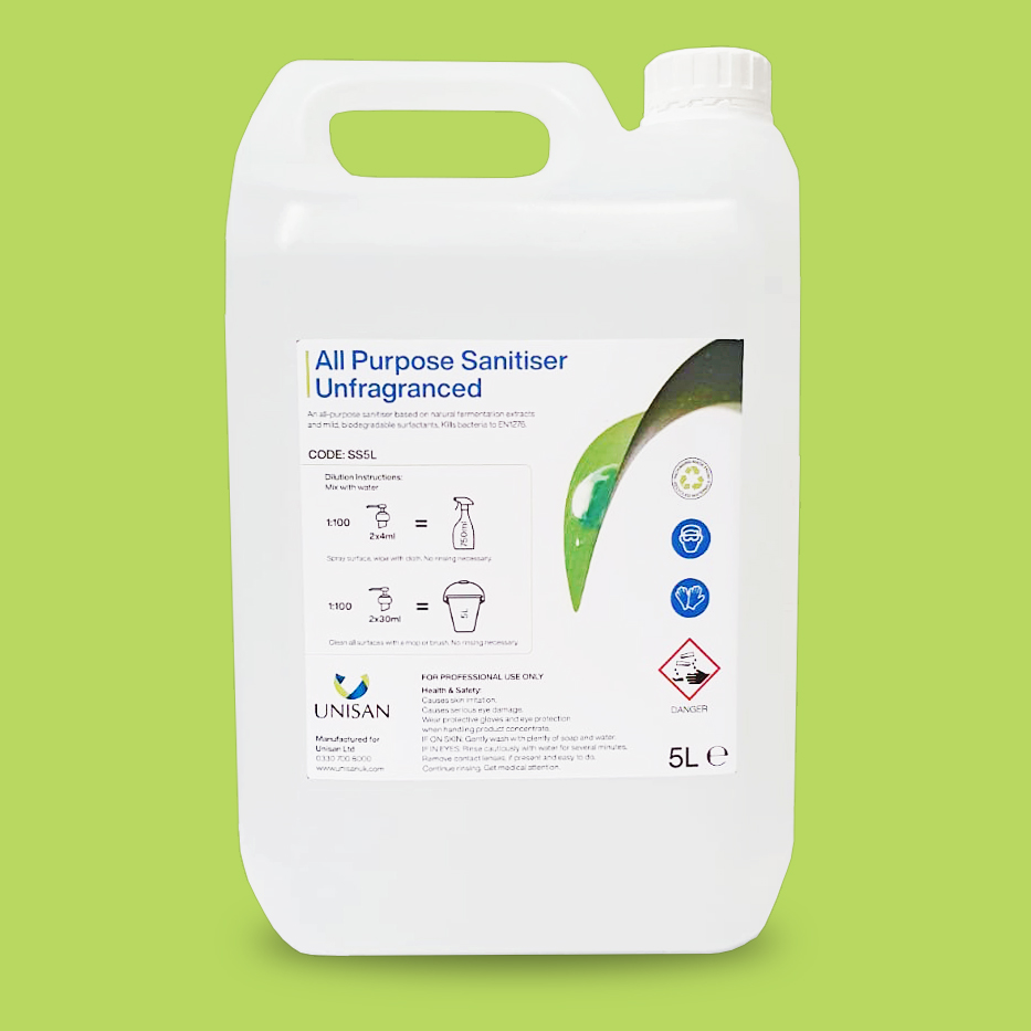 all purpose surface sanitiser