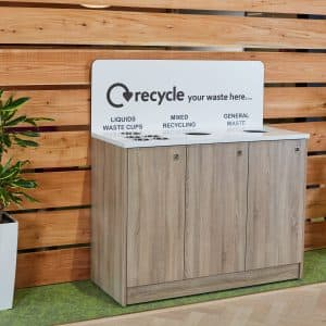 Bespoke Recycling Stations