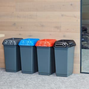Facilo Recycling Bins
