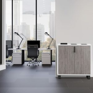 VOGUE Office Recycling Bin Station