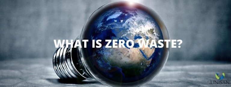 WHAT IS THE ZERO WASTE MOVEMENT