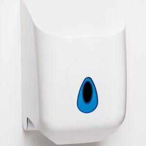 centrefeed paper hand towel dispenser for sanitiser wipes