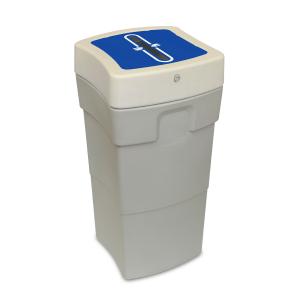 confidential waste bin