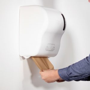 Paper Towel Rolls & Dispensers