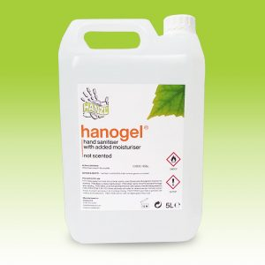 hanzl hanogel hand sanitiser gel