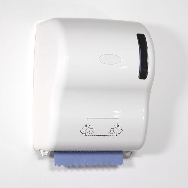 hanzl touch free paper towel dispenser