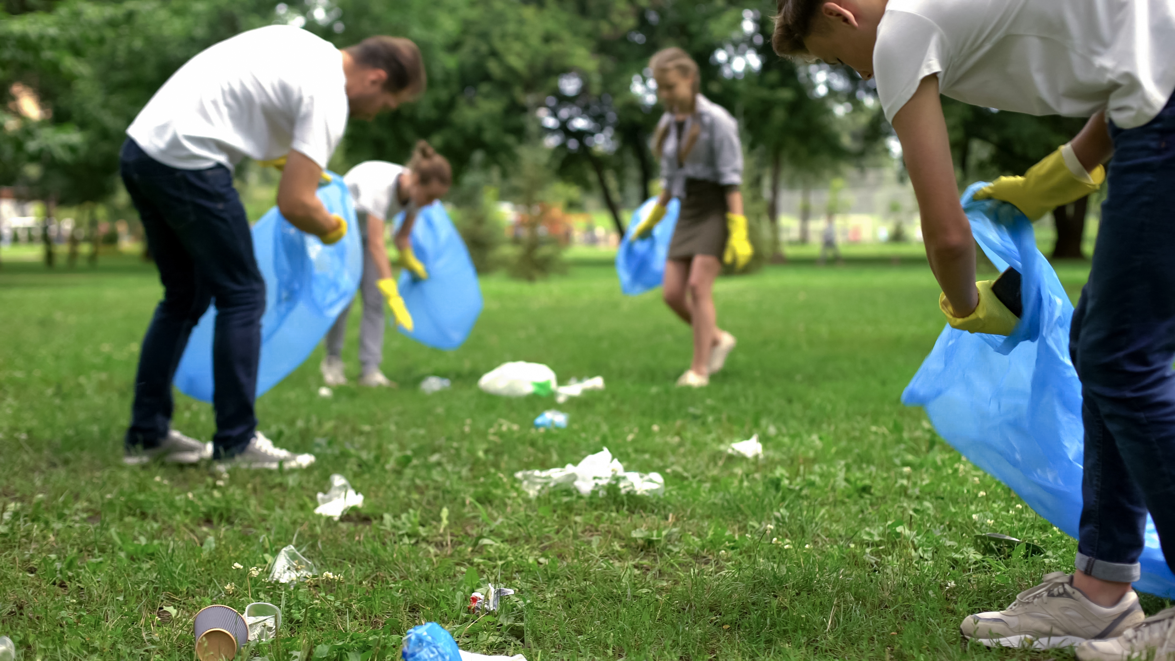 educating the future generation on plastic pollution and anti littering