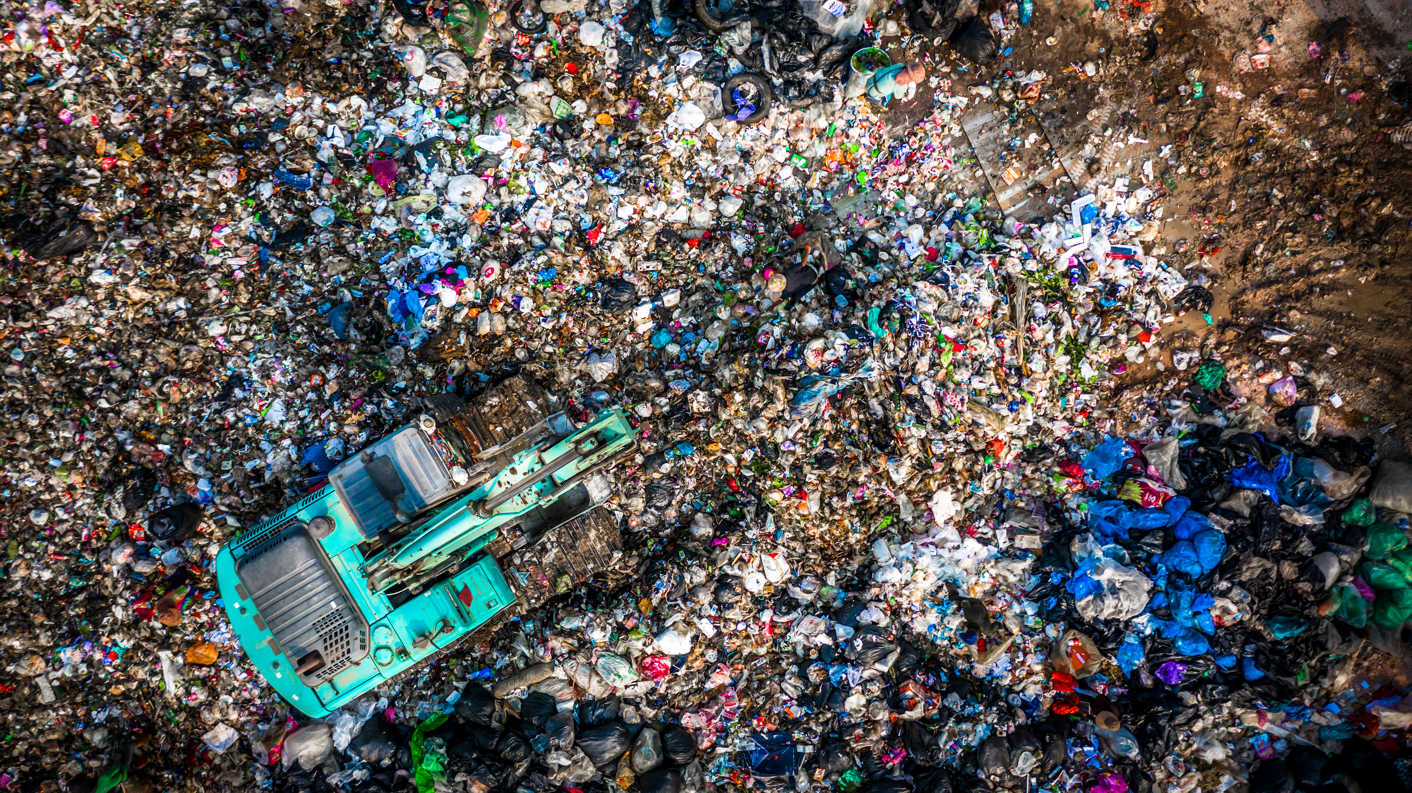 landfill sites are bad for wildlife, nature, environment and global warming