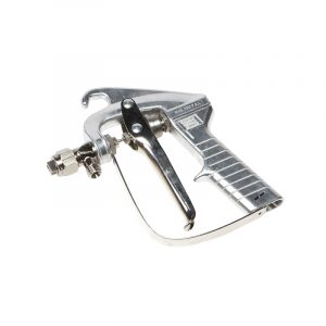 sanitiser spray gun with tip
