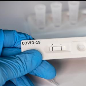 rapid results covid 19 test kit