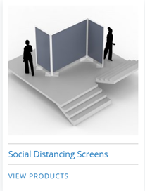 social distancing screens